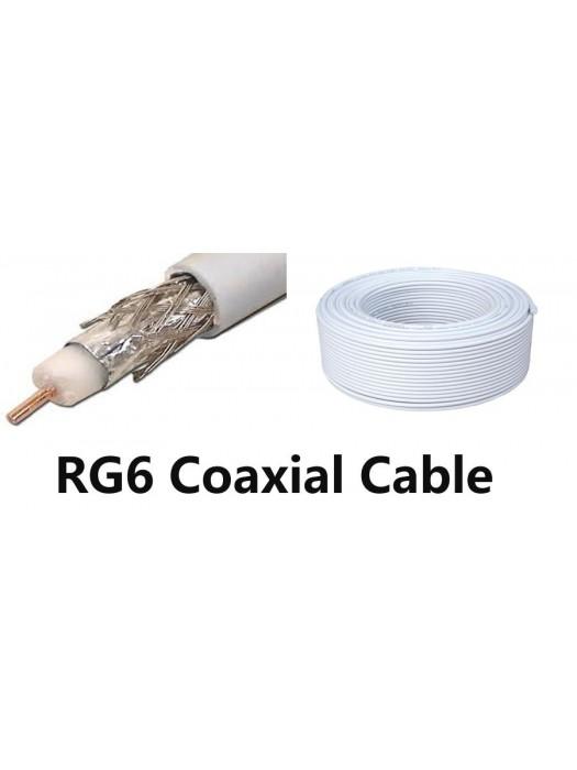 Coaxial cable RG6/96 CCS