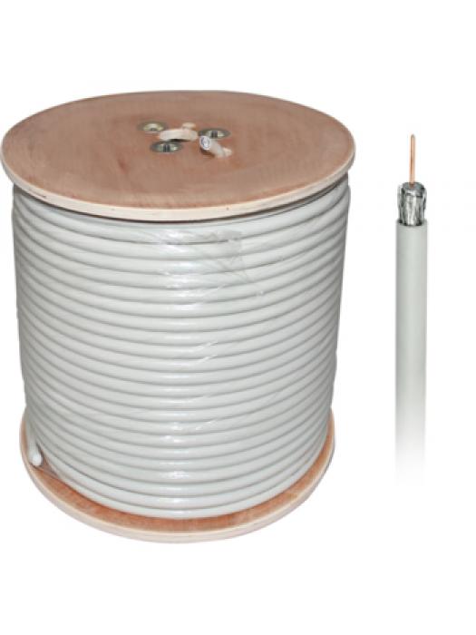 Coaxial cable RG6/96 CCS - 305m.