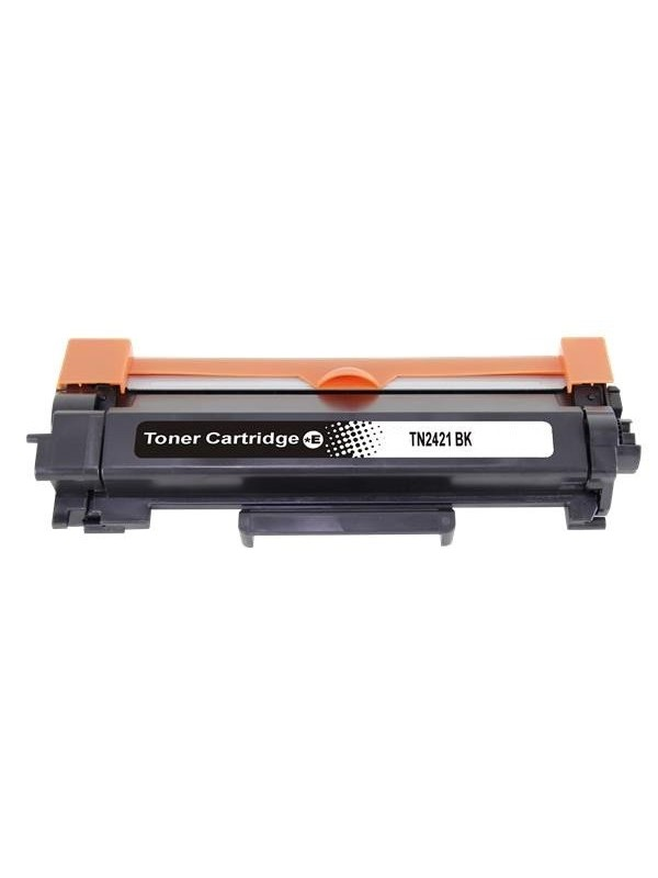 Compatible TN2421 toner cartridge with chip
